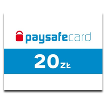 Karta Paysafecard 20 zł