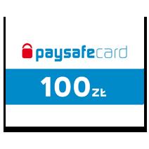 Karta Paysafecard 100 zł