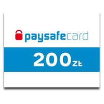 Karta Paysafecard 200 zł