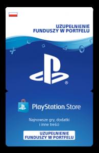 Karty Przedpłacone PlayStation Network