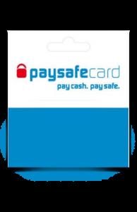 Karty PaysafeCard