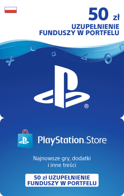 Sony PlayStation Network Store – 50zł