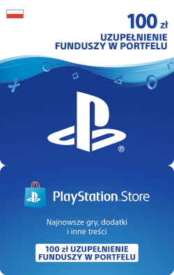 Sony PlayStation Network Store – 100zł