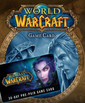 World of Warcraft Prepaid 30 dni PC - Blizzard