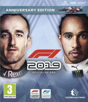 F1 2019 Anniversary Edition PC - Steam