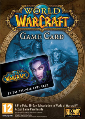 World of Warcraft - Prepaid 60 dni - PC