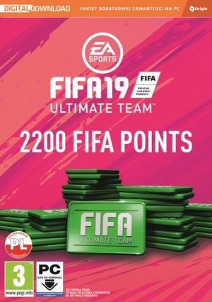 FIFA 19: Ultimate Team 2200 Points (2018) - PC